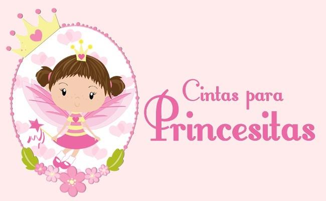 Cintas para princesitas