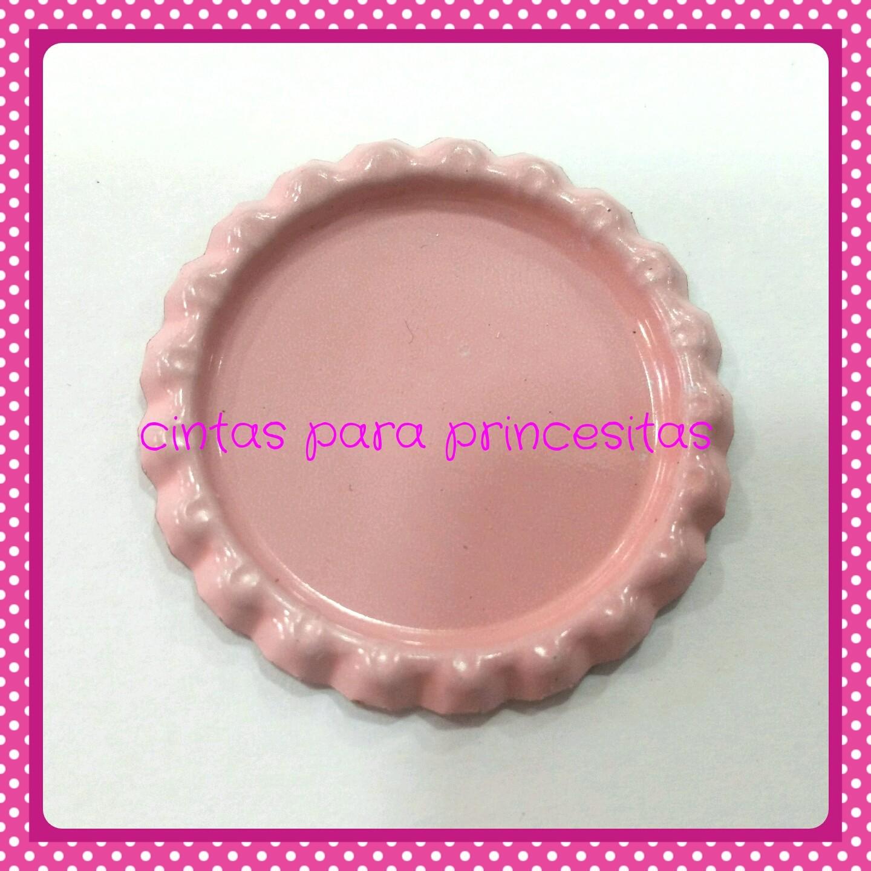 CHAPA rosa clara