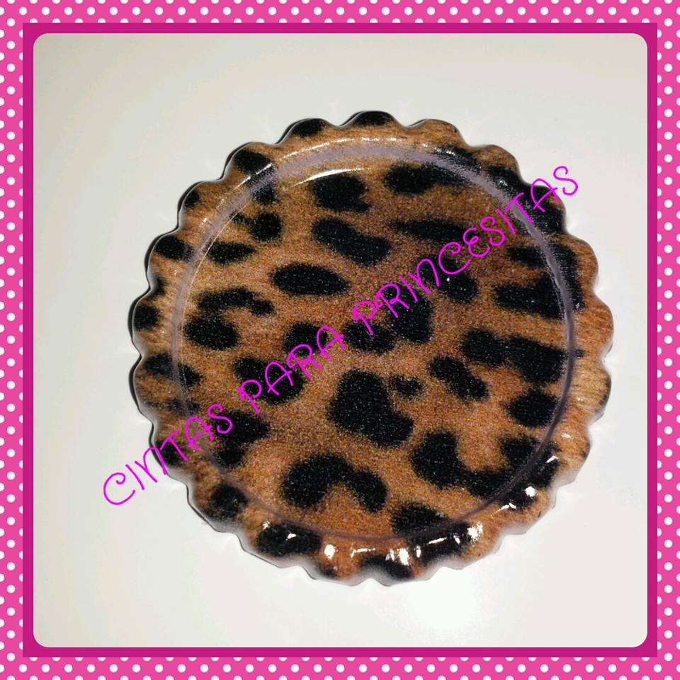 CHAPA leopardo