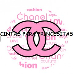 CC MINI LOGO BLANCO ROSA