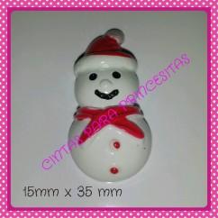 RESINA SNOWMAN RELIEVE