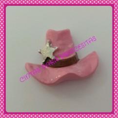 Resina Sombrero Vaquero