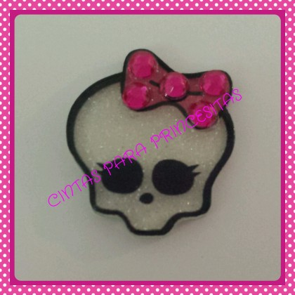 Resina Calavera Monster High