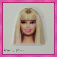 Resina Barbie