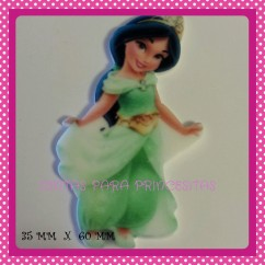 Resina Princesa Jasmin