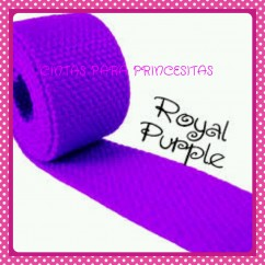 Canvas 25 mm  Morado