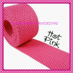 Canvas 32mm Rosa chicle