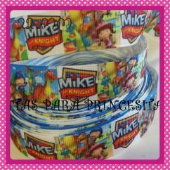 CINTA MIKE Y LOS CABALLEROS