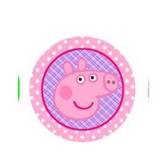 PEPPA PIG CARA LUNARES ROSA