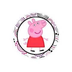 PEPPA PIG CUERPO CIRCULOS