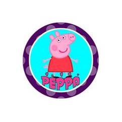 PEPPA PIG FONDO CELESTE