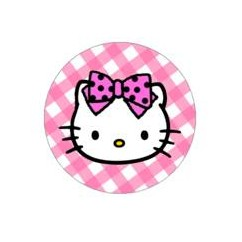 HELLO KITTY  VICHY
